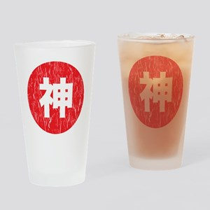 Kami [Spirit] Drinking Glass